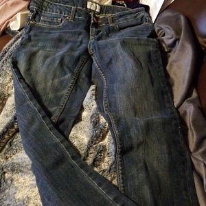 Aeropostale blue Jean for girls